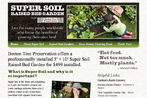 Super Soil Raised Bed Garden